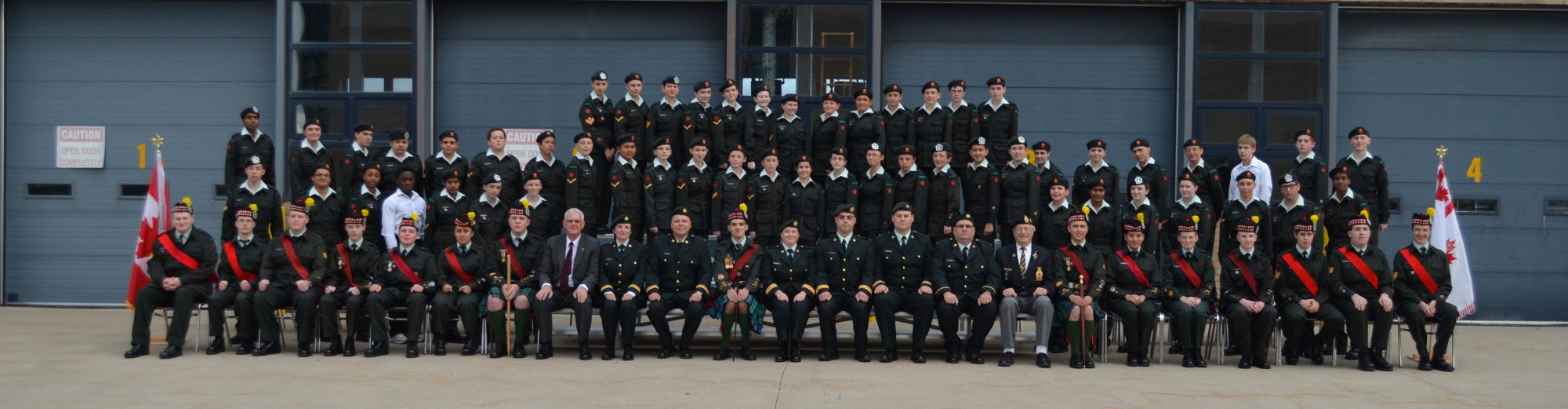 Georgetown Army Cadets – 676 Lorne Scots