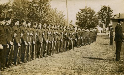 F Arseneault Col 1910